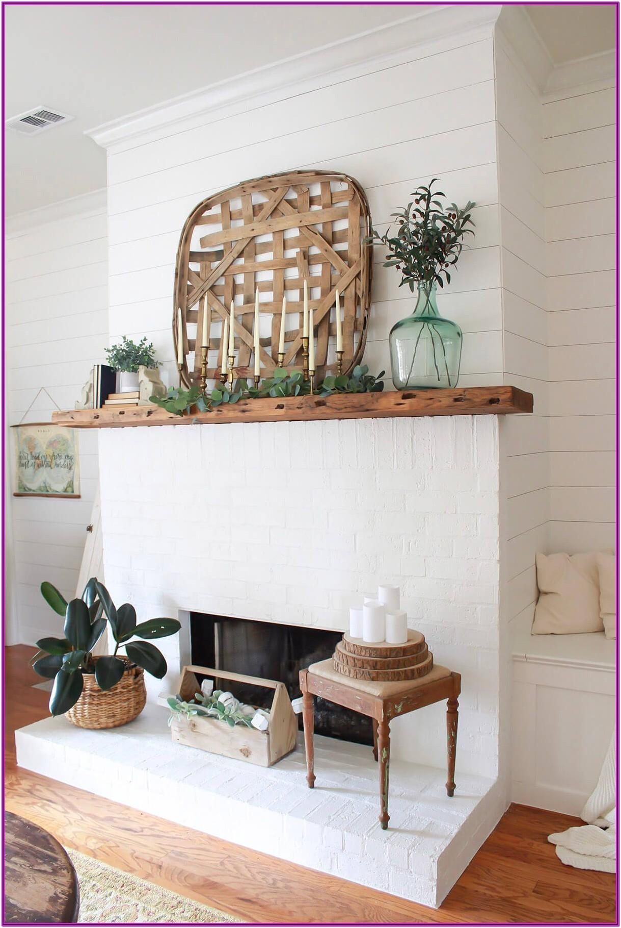 Living Room Basket Decor Ideas