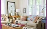 Living Room Beach Cottage Decor