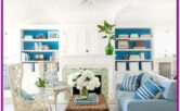 Living Room Beach Theme Decor