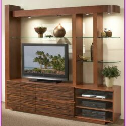 Living Room Cabinet Decorating Ideas