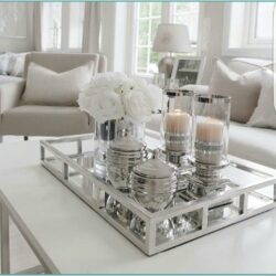 Living Room Center Table Decoration Ideas