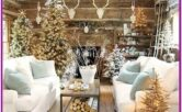 Living Room Christmas Decorating Ideas 2015