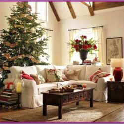 Living Room Christmas Table Decorations Centerpieces