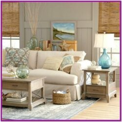 Living Room Coastal Decor Ideas