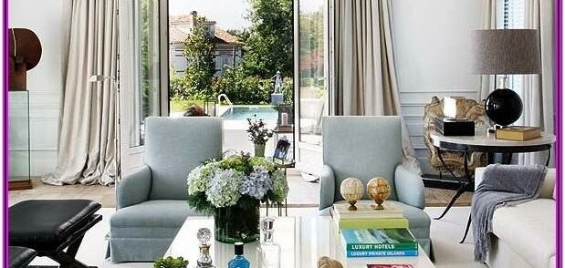 Living Room Coffee Tables Decorating Ideas