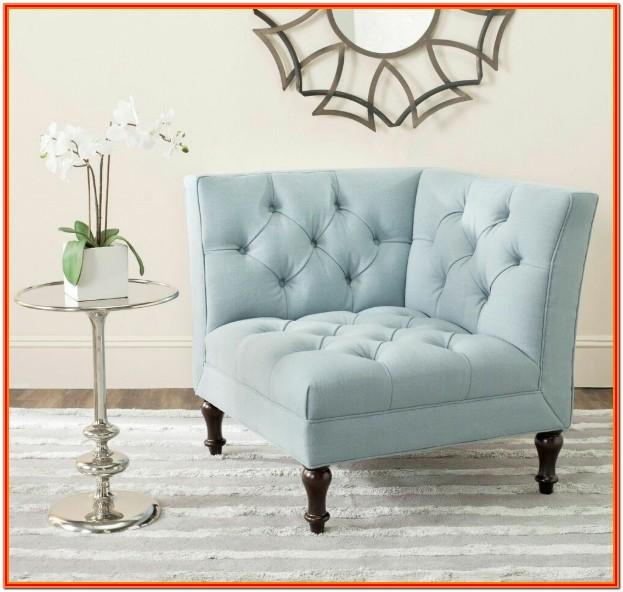 Living Room Corner Chair Decor