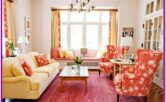 Living Room Cottage Style Decor