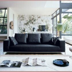 Living Room Decor 2018 Leather Couches