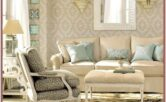 Living Room Decor Beige
