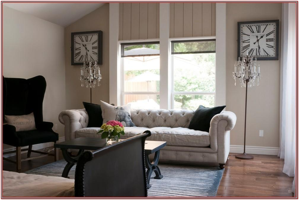 Living Room Decor Beige Walls
