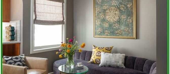 Living Room Decor For Small Houses