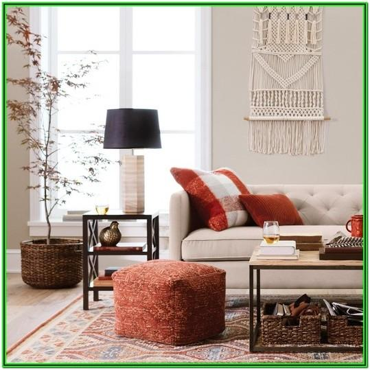 Living Room Decor From Target