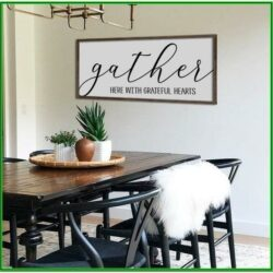 Living Room Decor Gather Wall Art