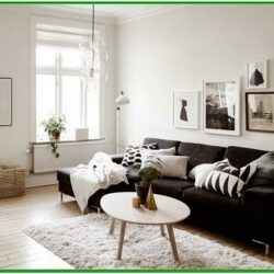 Living Room Decor Ideas Black And White