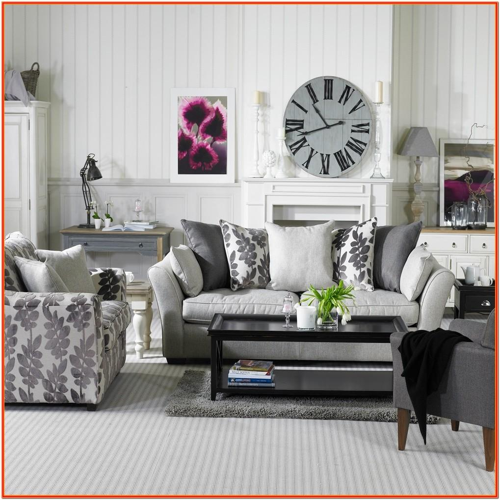 Living Room Decor Ideas Grey Sofa