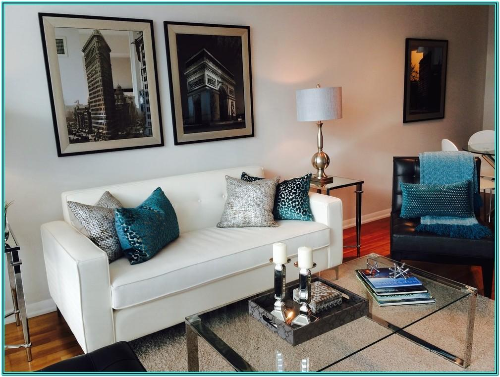 Living Room Decor Ideas Teal