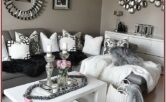 Living Room Decor Ideas White And Grey