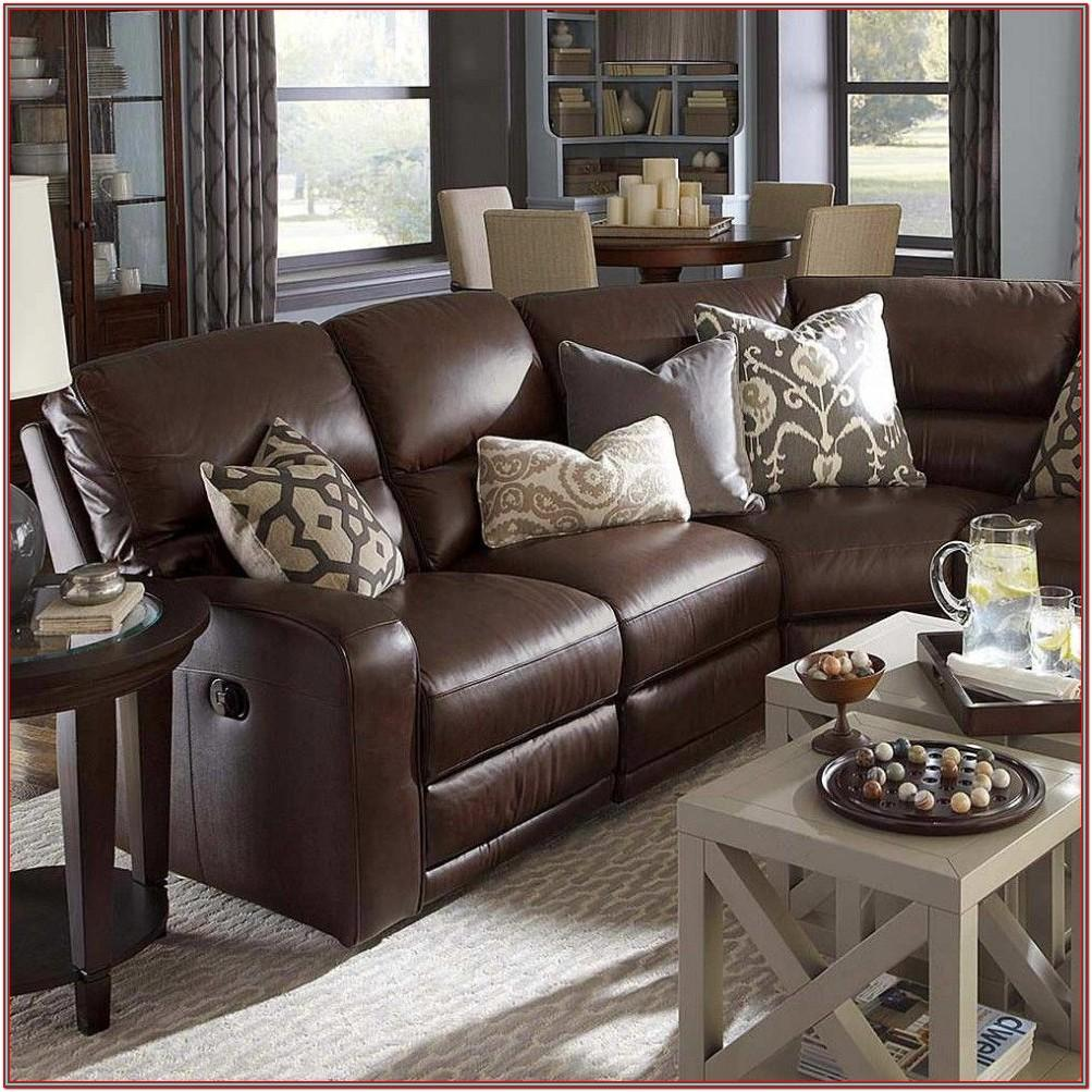Living Room Decor Ideas With Brown Leather Couches