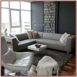 Living Room Decor Ideas With Grey Sofa
