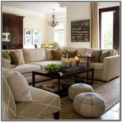 Living Room Decor Ideas With Sectional
