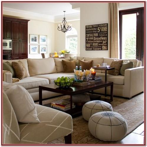 Living Room Decor Ideas With Sectionals