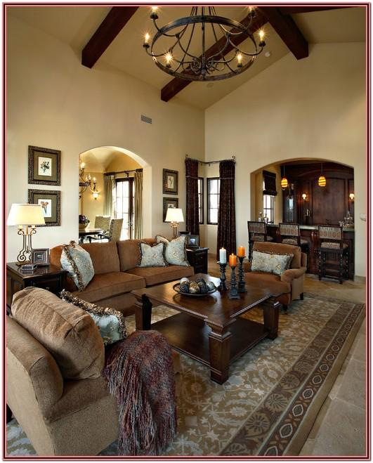 Living Room Decor Layout