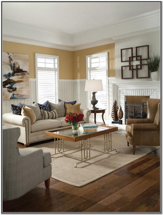 Living Room Decor Tan Walls