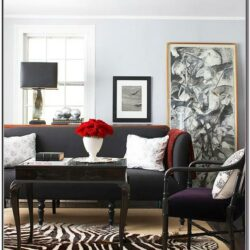 Living Room Decor To Match Gray Sofa