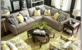Living Room Decor With L Shaped Sofa