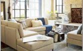 Living Room Decor With Sectionals