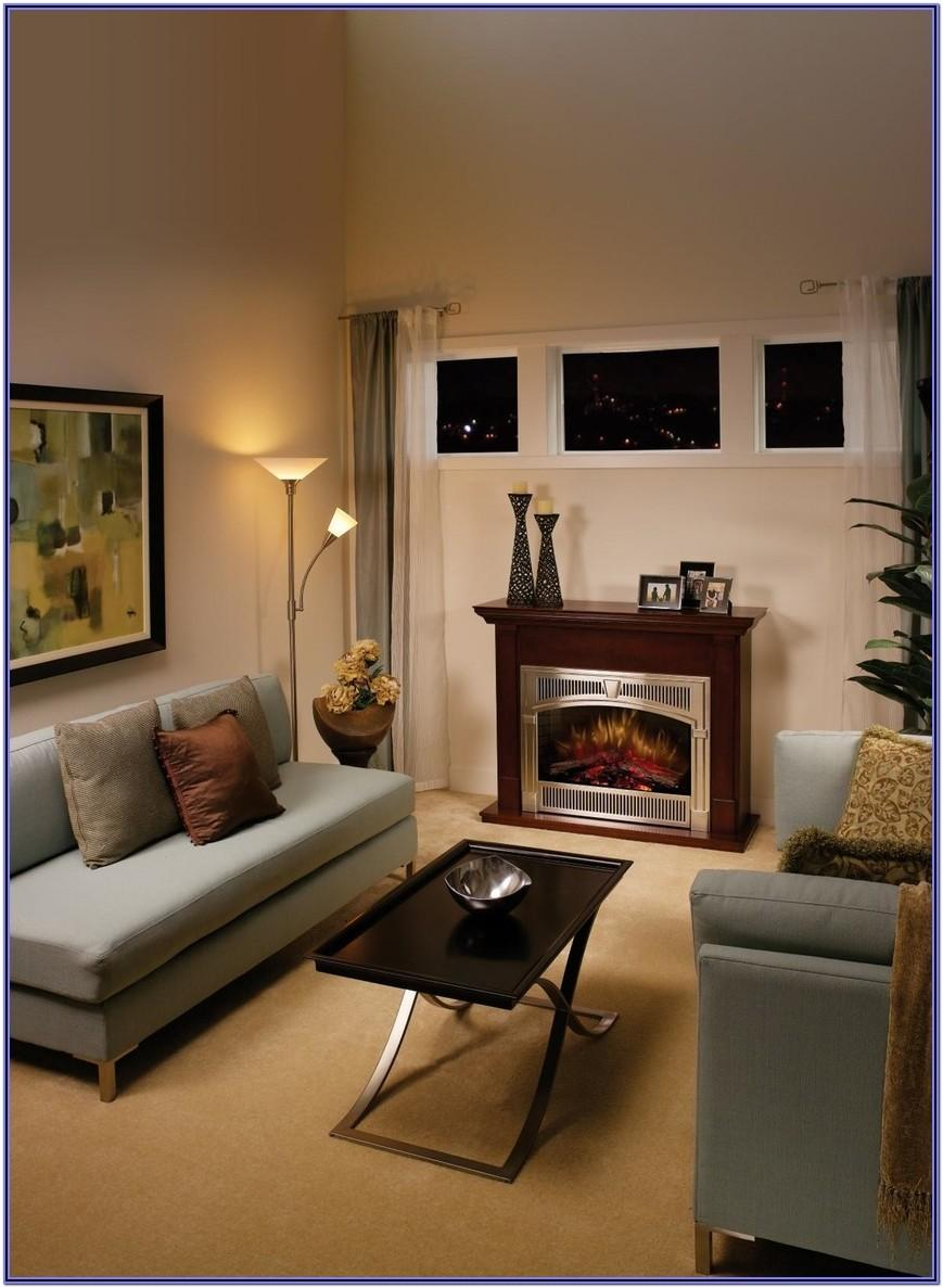 Living Room Decorating Ideas Around Fireplace