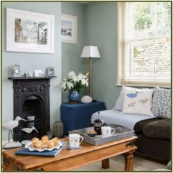 Living Room Decorating Ideas Duck Egg
