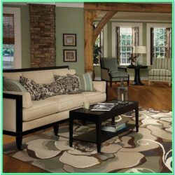 Living Room Decorating Ideas With Dark Hardwood Floors