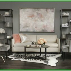 Living Room Gray Home Decor Ideas