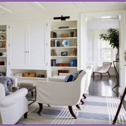 Living Room Hamptons Style Decor