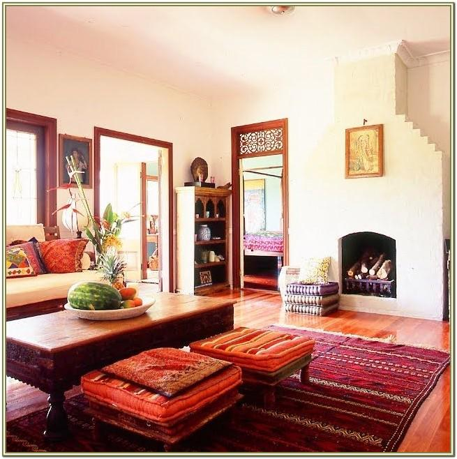 Living Room Home Decor India