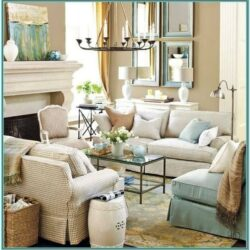 Living Room Home Decor Inspiration