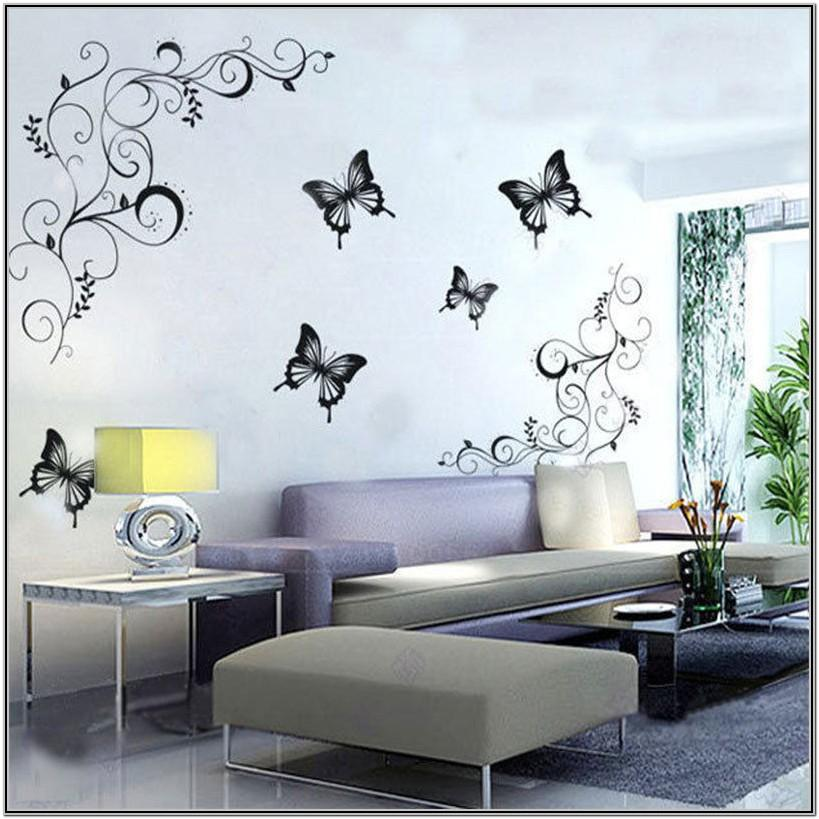 Living Room Home Decor Stickers