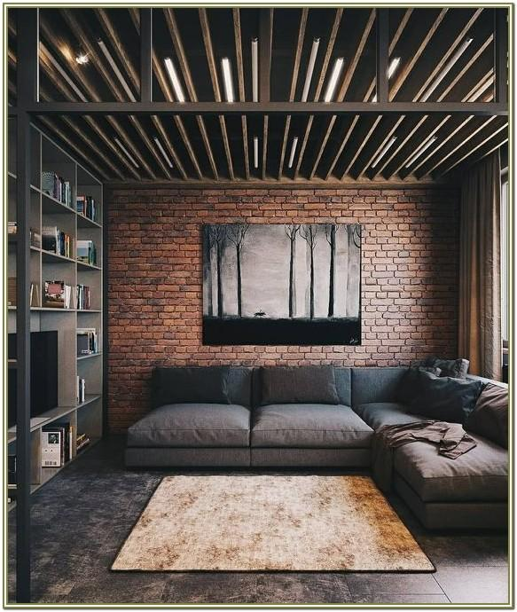 Living Room Industrial Wall Decor
