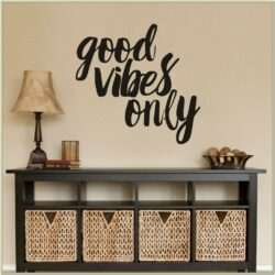 Living Room Inspirational Wall Decor