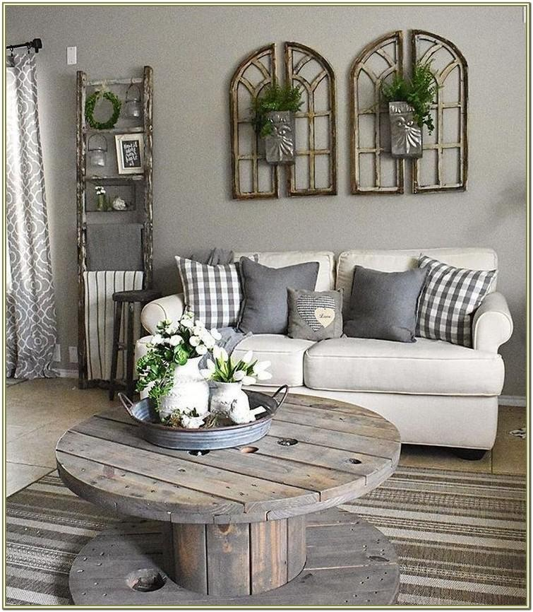 Living Room Joanna Gaines Decorating Ideas