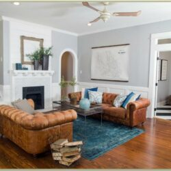 Living Room Joanna Gaines Decorating Style