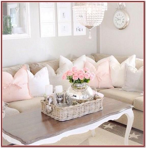 Living Room Modern Shabby Chic Decor