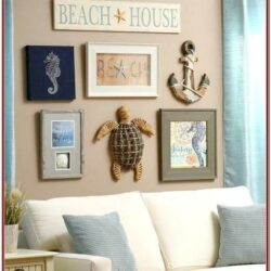 Living Room Picture Frame Decor Ideas