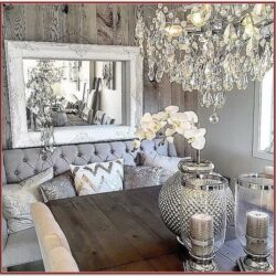Living Room Rustic Shabby Chic Decor