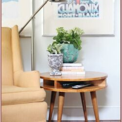 Living Room Side Table Decor Ideas