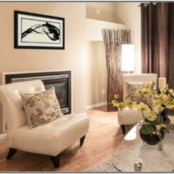 Living Room Transitional Wall Decor