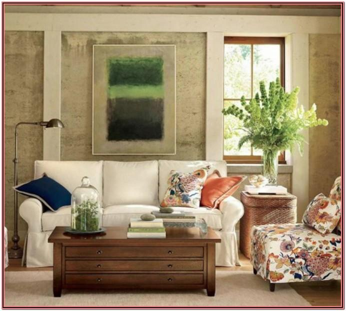 Living Room Vintage Home Decor Ideas
