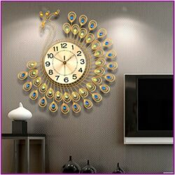 Living Room Wall Clock Designs Decorate With Wall Clocks