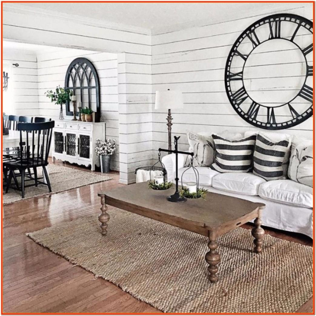 Living Room Wall Decor Farmhouse